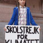 Being Greta Thunberg