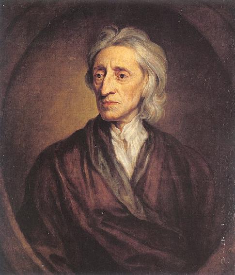 Portrait John Locke